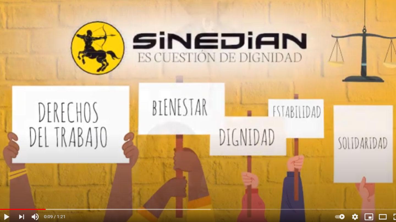 Derechos de Trabajo Bienestar, Dignidad, estabilidad, solidaridad
